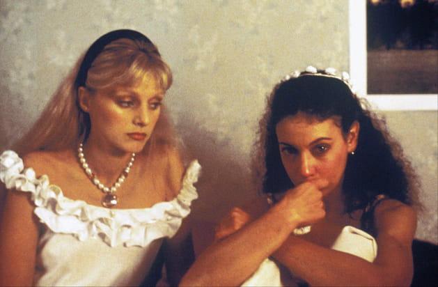 """Avec Béatrice Romand dans """"Le Beau Mariage"""" d'Eric Rohmer"""
