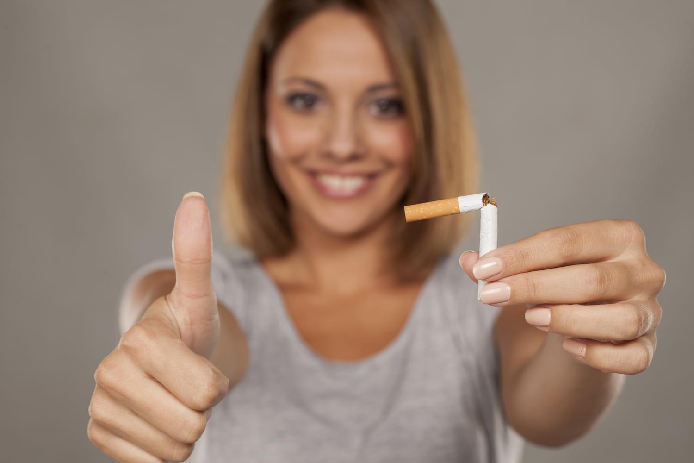 Rester en forme à l'arrêt du tabac