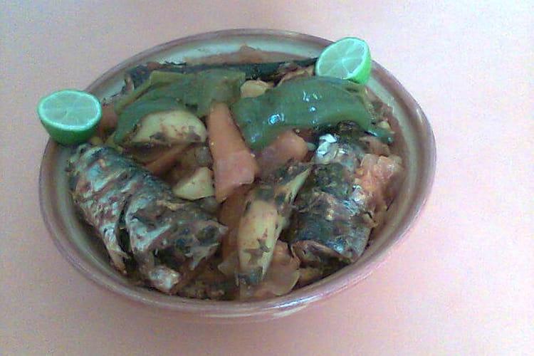Couscous aux poissons à la vapeur