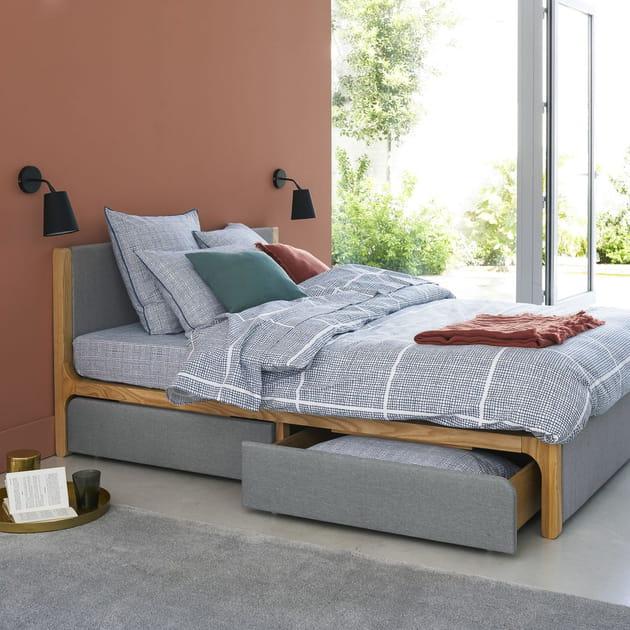 User et abuser des tiroirs de rangement sous le lit