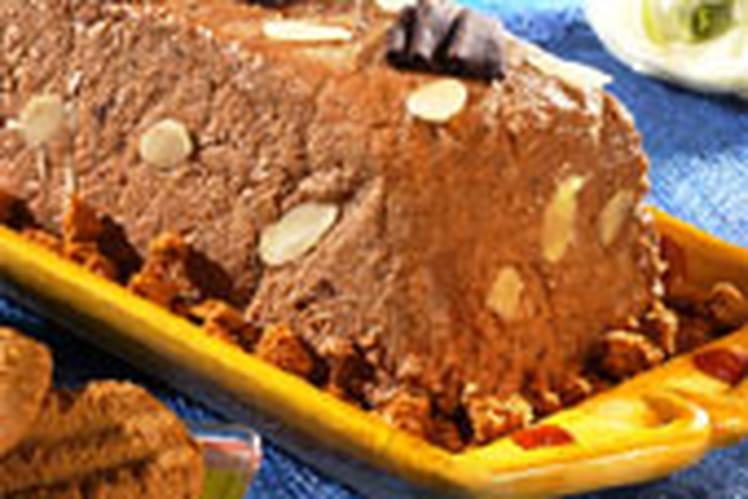 Gâteau chocolat à l'italienne
