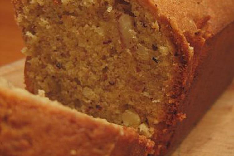 Gâteau aux noisettes et amandes