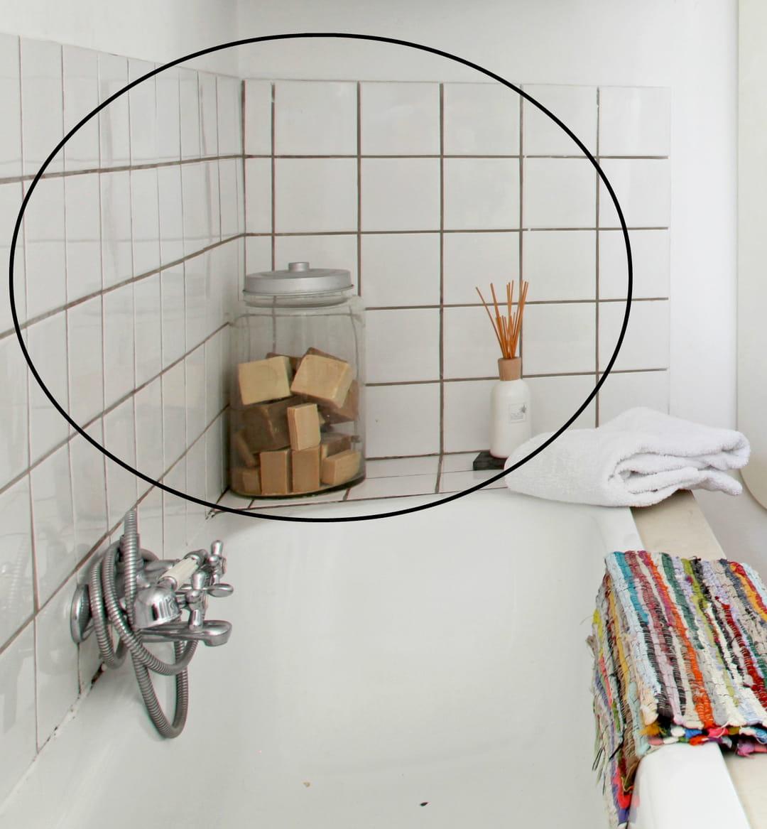 Idees Deco Salle De Bain Carrelage 5 idées déco à copier dans cette salle de bains immaculée