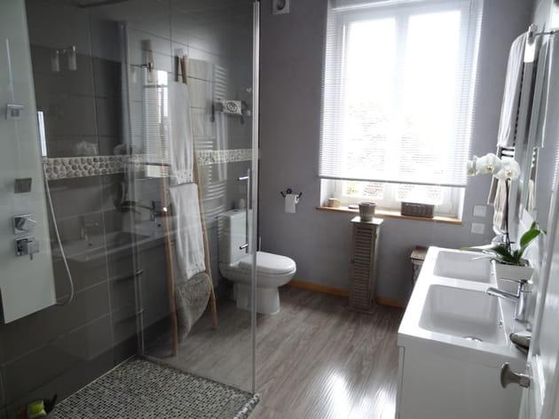La salle de bains for Meuble chinois solde