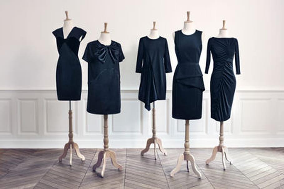 Monoprix: la petite robe noire vue par 5créateurs