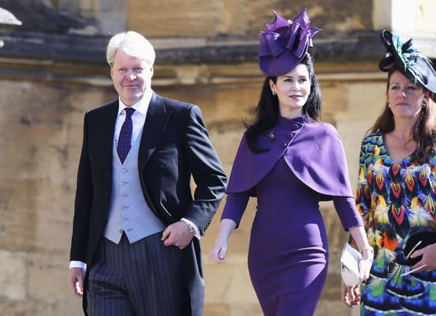Charles Spencer, le frère de Lady Di, et son épouse Karen Gordon