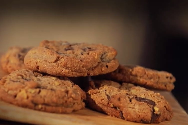 Cookies d'Eric Kayser