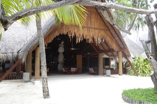 Le bar-restaurant Mantra, ses buffets et soirées