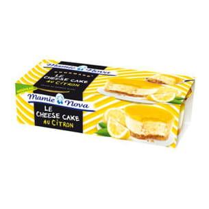 cheesecake citron lemon curd