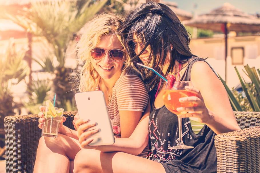 Mood Messenger, l'appli qui vous empêche d'envoyer des textos bourrée