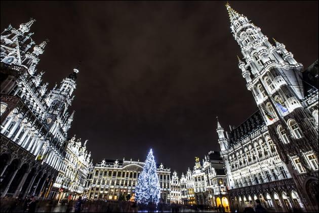 Grand-Place, à Bruxelles