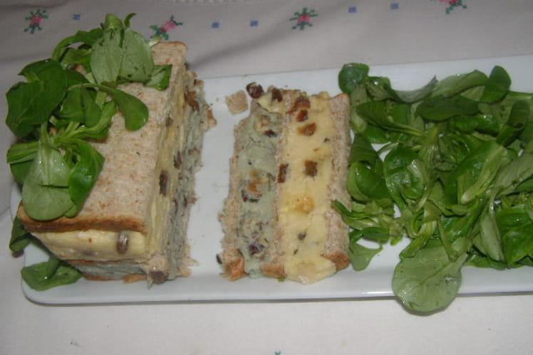 Terrine au fromage