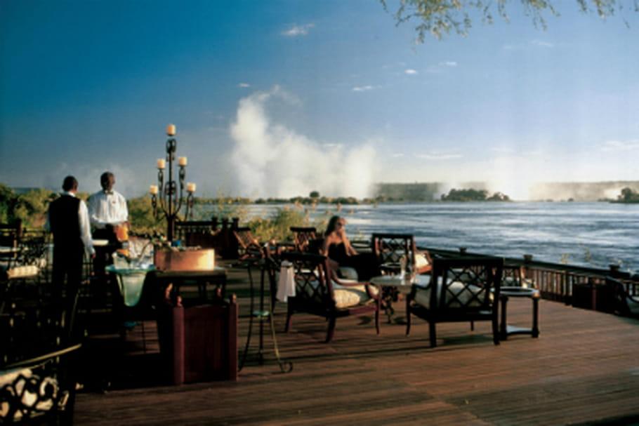 L'hôtel Royal Livingstone en Zambie s'offre une seconde jeunesse