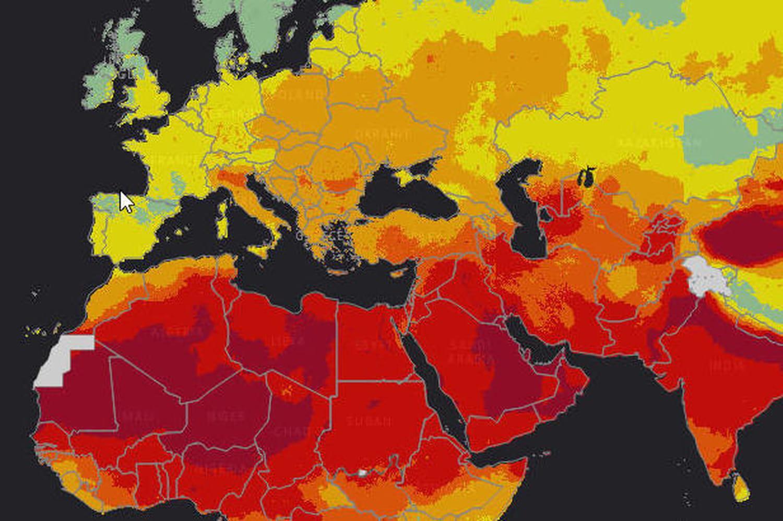 Pollution: l'OMS publie une cartographie des pays les plus pollués