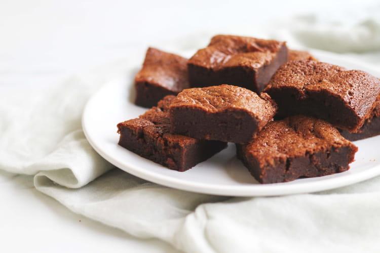 Fondant caramel au beurre salé et chocolat