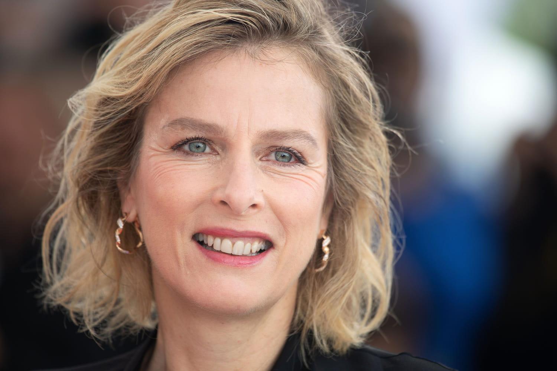 """Karin Viard: """"Amoureux"""", """"Humiliation"""" et Rôle de mère avec Marguerite et Simone"""