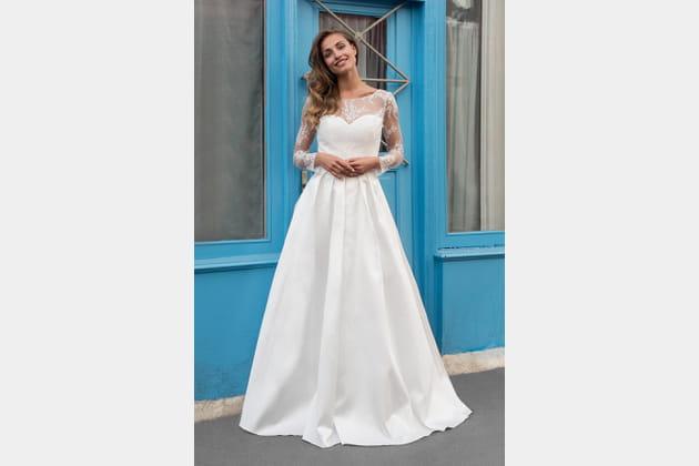 Robe de mariée Ibiza, Marie Laporte