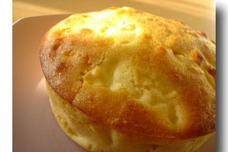 Cake à la pomme caramélisée