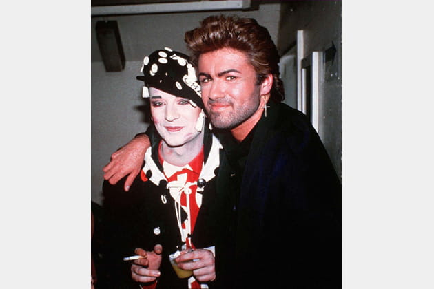 George et Boy George