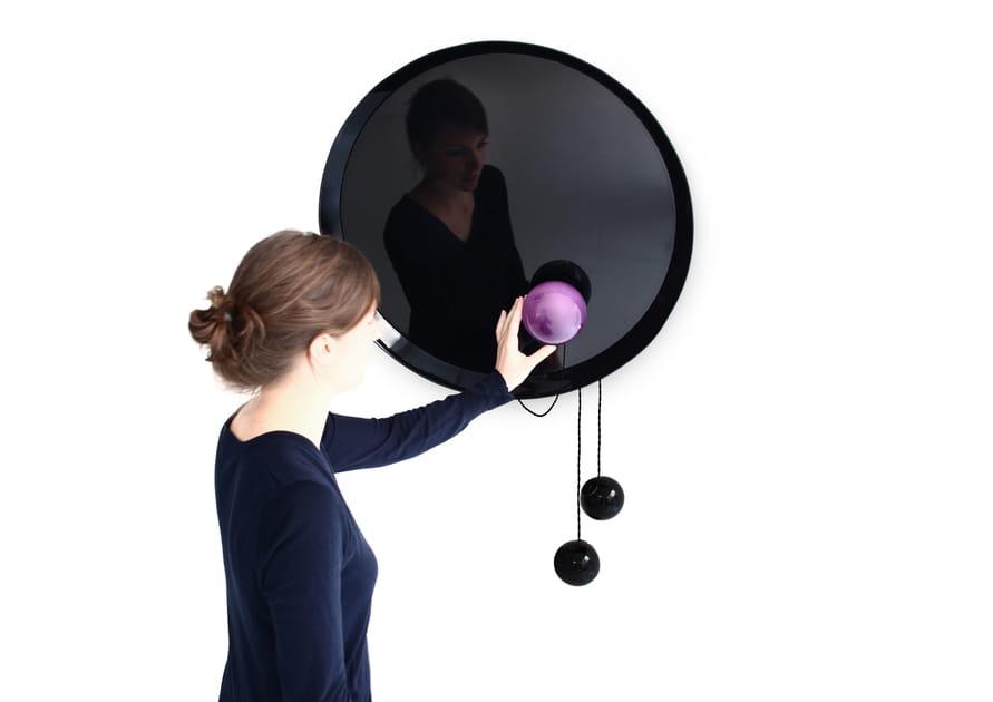 Miroir Coulisse de Constance Guisset X Catberro