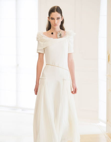 Robe de mariée Christian Dior