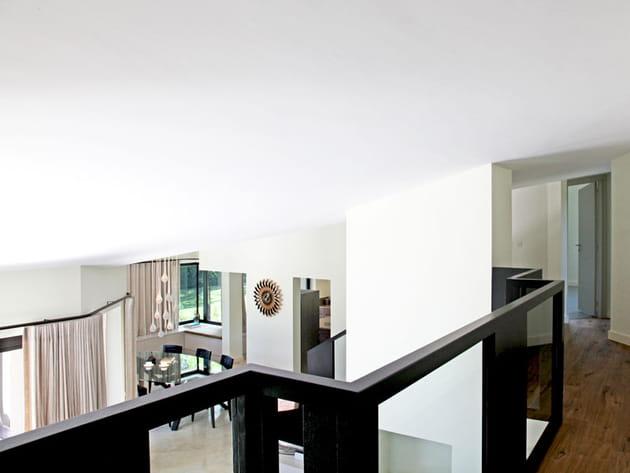 Escaliers et mezzanine