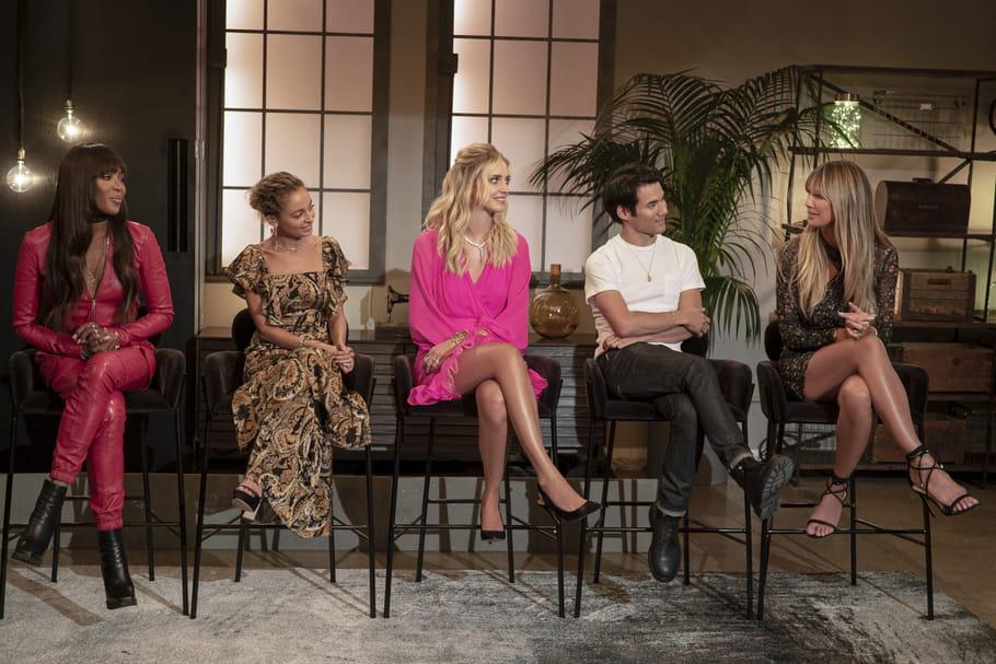 Making the Cut: une nouvelle émission mode de luxe