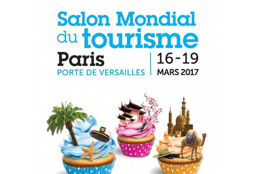 Salon mondial du tourisme paris faites vos valises for Salon e marketing porte de versaille