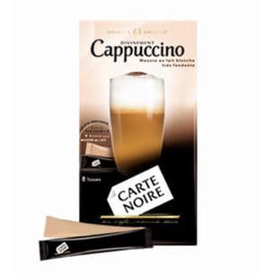 cappuccino de carte noire