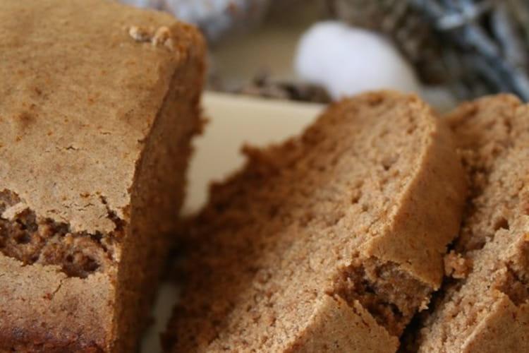 Pain d'Epices Bio sans oeufs, blé (gluten), lait