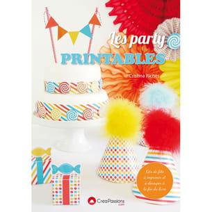 livre 'les party printables' de cristina riches