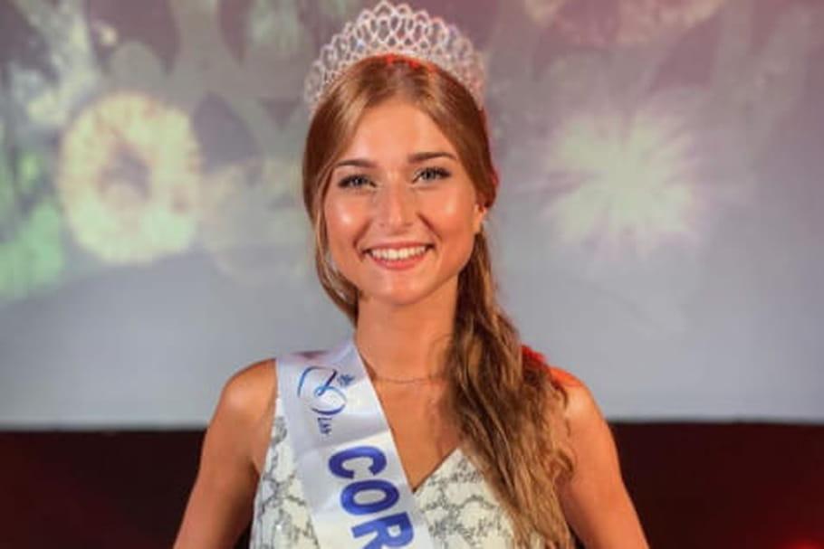 Qui est Noémie Leca, élue Miss Corse 2020? [PHOTOS]