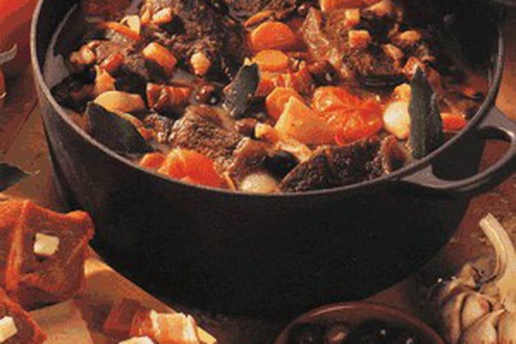 Joue de boeuf la meilleure recette - Cuisiner joue de boeuf ...