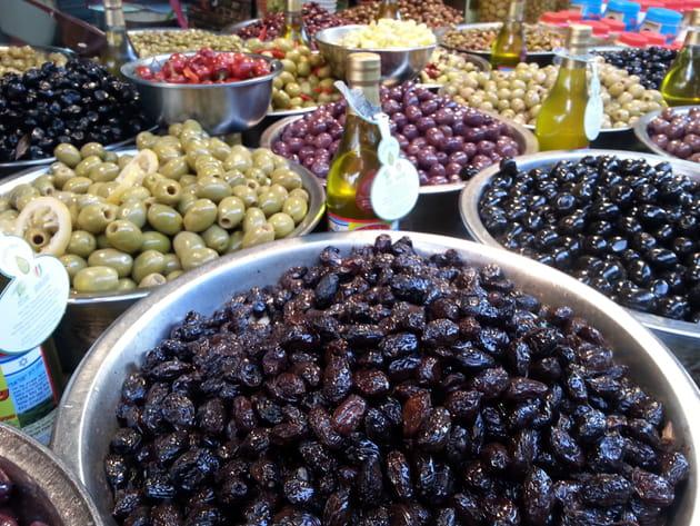 Divines olives