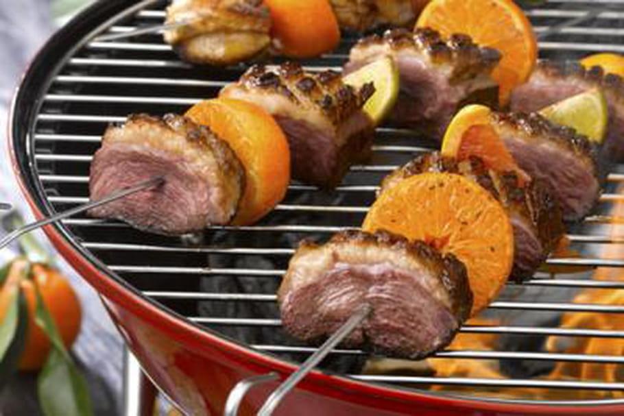 Comment éviter que les braises du barbecue ne s'enflamment?