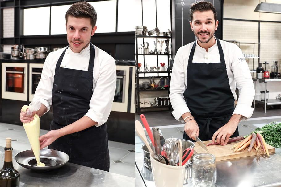 Top Chef: Matthias et Pierre décrochent un premier pass pour la demi-finale