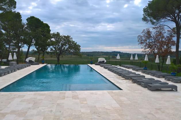 La piscine de rêve
