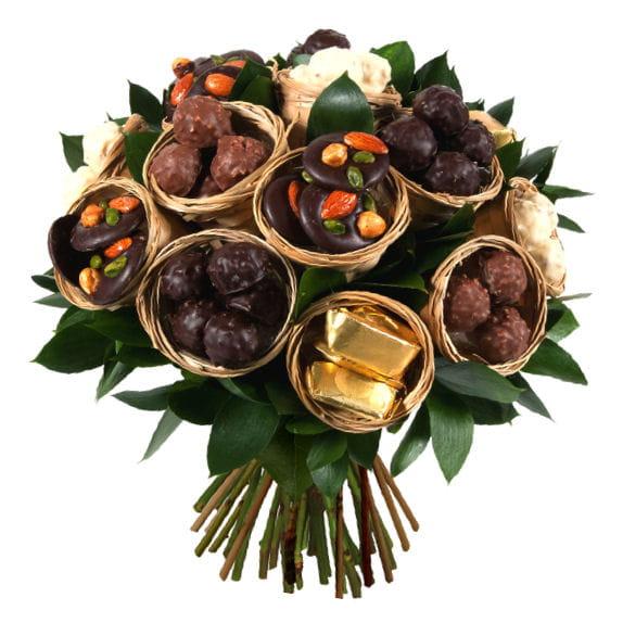 Bouquet de chocolats d'Aquarelle