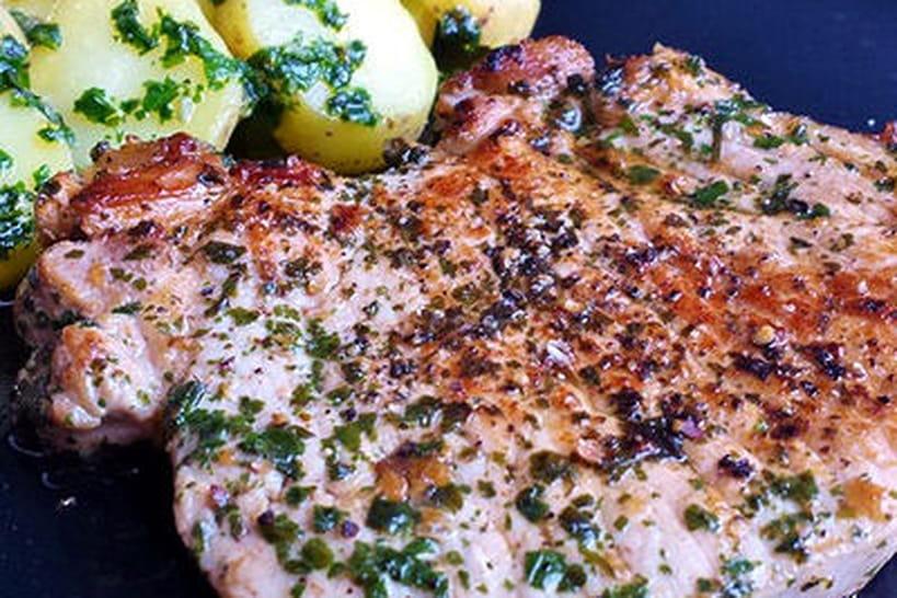 Recettes de marinades pour viandes et poissons