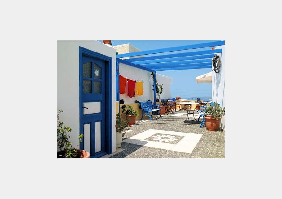 L 39 harmonie des couleurs de somptueuses terrasses pour - L harmonie des couleurs ...