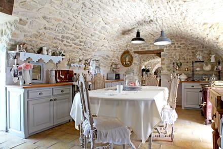 Maison de campagne des demeures au charme authentique et rustique - Decor de charme ...