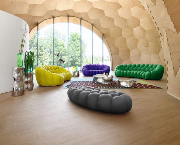 Canapé Bubble par Sacha Lakic pour Roche Bobois