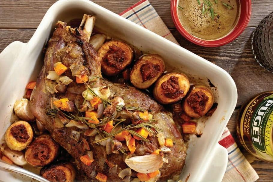 Epaule d'agneau: cuissons et recettes