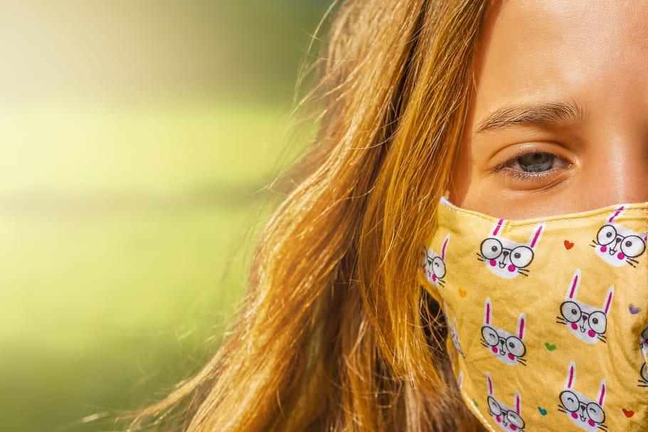 Masque à l'école: catégorie 1, obligatoires dès le CP