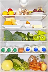les légumes verts comme le brocoli ou le chou vert contiennent apportent