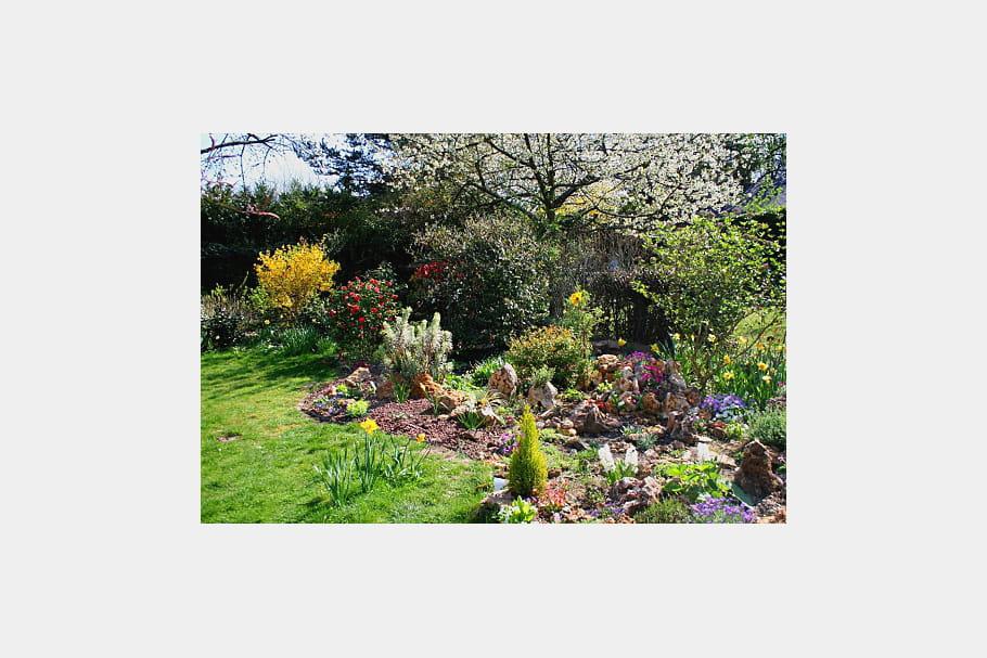 Premi res touches de couleur au printemps le jardin de for Au jardin des couleurs