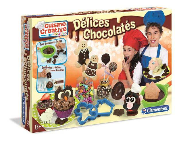 Délices Chocolatés de Clementoni