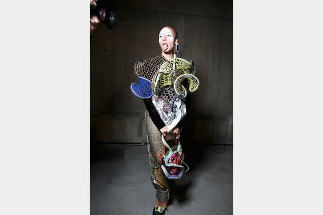 Fashion East (Backstage) - photo 11