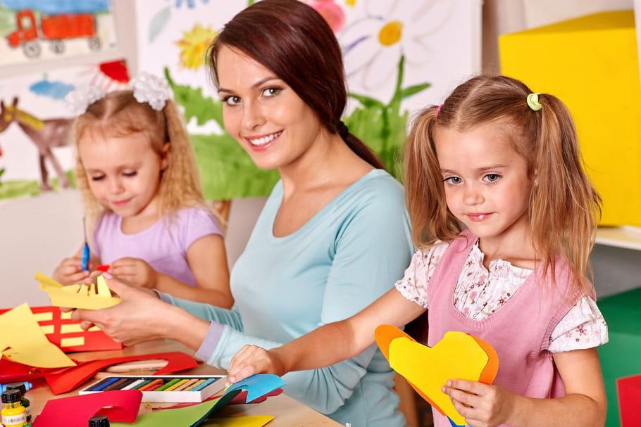 Ce qui va changer pour les agents d'école maternelle — Education