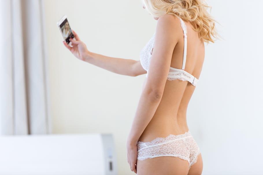 Fans des SEXTOS, les femmes envoient 4fois plus de nudes que les hommes